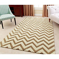 Kaya Gold Wool Rug (Assorted Sizes)