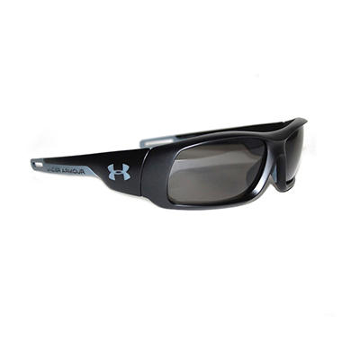 Under Armour Hammer Sunglasses, Black