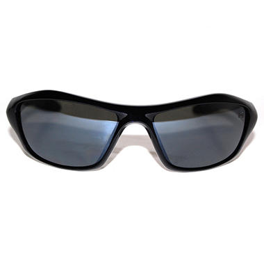 Under Armour Impulse Polarized Sunglasses, Black