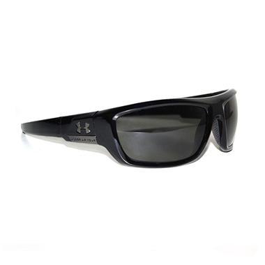 Under Armour Prevail Polarized Sunglasses, Black