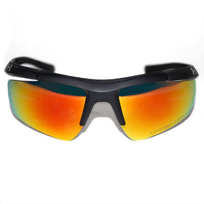 Under Armour Core Mirror Sunglasses, Black