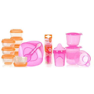 Vital Baby Weaning Kit - Girl
