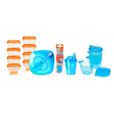 Vital Baby Weaning Kit - Boy