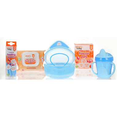 Vital Baby Feeding Kit - Boy