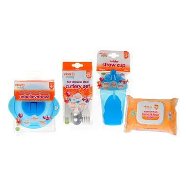 Vital Baby Toddler Kit - Boy