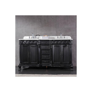 "OVE Decors 60"" Trent Double Bowl Vanity"