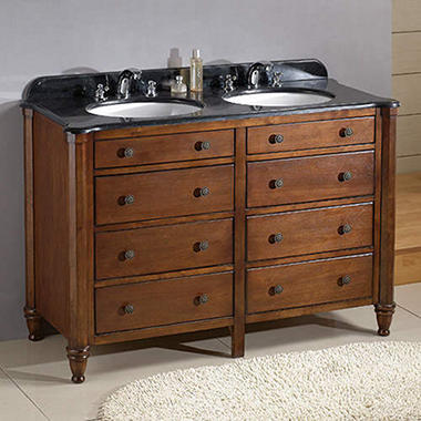 Fairway Double Vanity