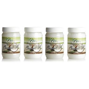 TresOmega Nutrition Certified Organic - Extra Virgin Coconut Oil - 15 oz. - 2 pk.