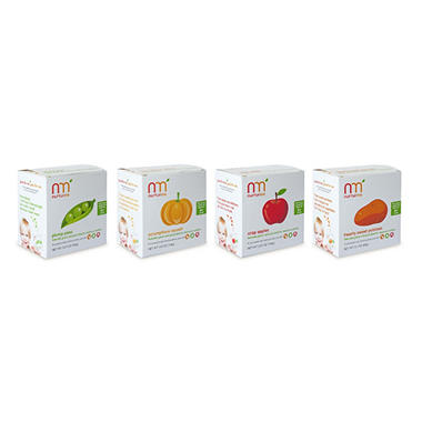 NurturMe Baby Food Variety Pack - 32 pouches