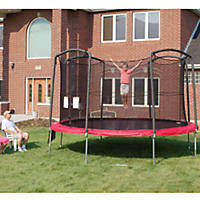14' Trampoline and Enclosure- Shipping Included