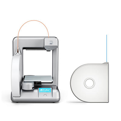 Cube 3D Printer 2nd Generation With 3D Printer Cartridge