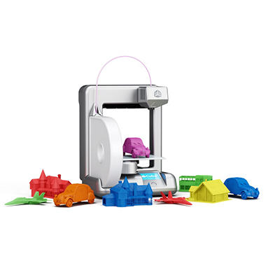 Cube 3D Printer 2nd Generation - Silver