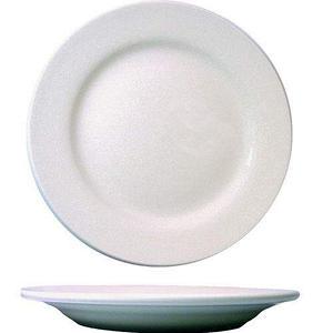 Dover Plate RE - Porcelain White