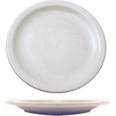 Brighton Plate NR - Porcelain White