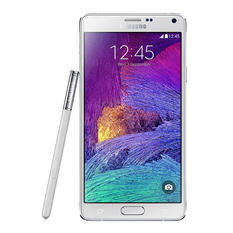 Samsung Galaxy Note 4 N910H HSPA+ GSM Unlocked Octa-Core Smartphone - 32GB
