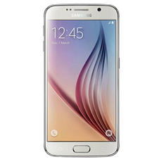 Samsung Galaxy S6 G920I - Unlocked GSM 4G LTE Android Smartphone 64GB- White