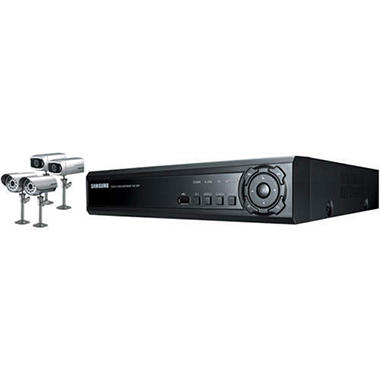 Samsung EZ View 4ch Real Time DVR System