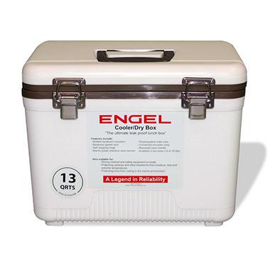 Engle 13 Qt. Cooler/Dry Box