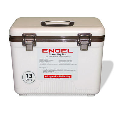 Engle 13 Qt. Cooler/Dry Box