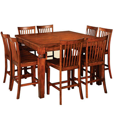 Bon Addison Counter Height Dining Set 9pc Sam 39 S Club
