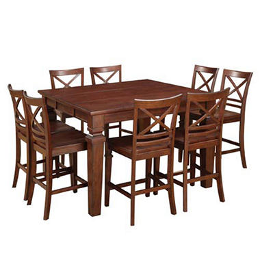 Garrison Counter-Height Dining Set - 9 pc.