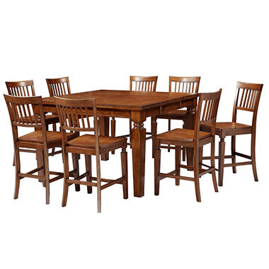 Harrison Counter Height Dining Set - 9 pc.