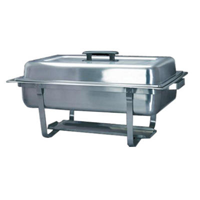 Bakers & Chefs Stainless Steel Royal Chafer - 8 qt.