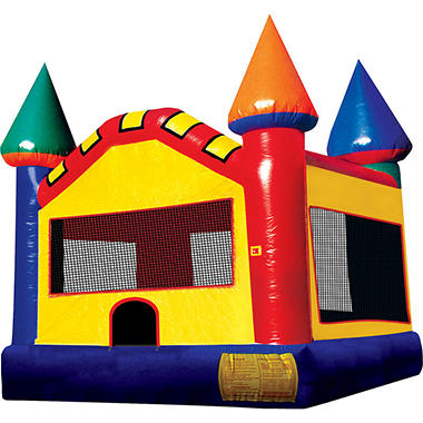 Castle II Inflatable Jump ? 15?