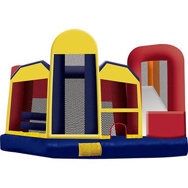 Ninja Jump® 5-in-1 Combo Inflatable - 15'