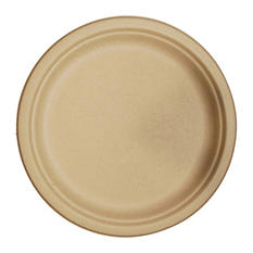 "World Centric Plant-Based Fiber 9"" Plates (1,000 ct.)"