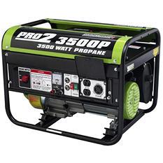 Gentron 3500 Watt Propane Generator