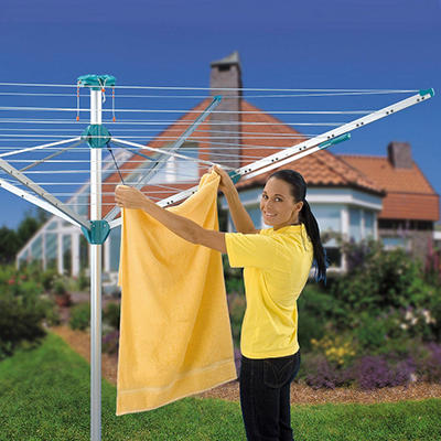 Nova Plus Automatic Opening Rotary Line Dryer