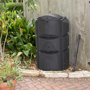 Earthmaker 3-Stage Compost Bin