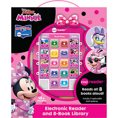MINNIE ME READER LIBRARY