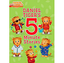5-Minute Winnie the Pooh Stories Join Winnie the Pooh and his friends on a birthday party, help Rabbit find his Good Mood, play with little Roo, and more! With 12 stories featuring Winnie the Pooh and all of your favorite characters from the Hundred Acre Wood, each meant to be read aloud in five minutes, this padded storybook with beautiful illustrations is the perfect fit for bedtime, story time, or anytime! DC Super Friends 5-Minute Story Collection (DC Super Friends) Boys and girls ages 3 to 7 will love this hardcover collection of tales featuring BATMAN™, SUPERMAN™, WONDER WOMAN™, and all of the DC SUPER FRIENDS™. Each story can be read in five minutes or less, so it's perfect for bedtime-or anytime! This hardcov