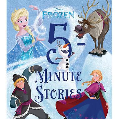 5 MINUTE FROZEN STORIES