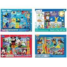 Deluxe Read & Play Gift Sets