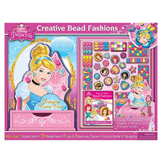 Disney Princess Wooden Bead Set and Jewelry Stand