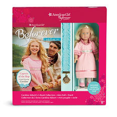 American Girl - Caroline Books & Mini-Doll Gift Set