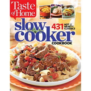 Taste of Home, Slow Cooker Cookbook