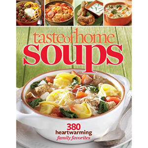 Taste of Home, Soup Recipes