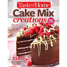Taste of Home, Cake Mix Cookbook