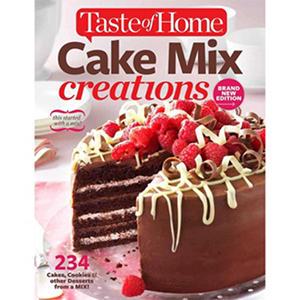 Taste of Home, Cake Mix Cookbook