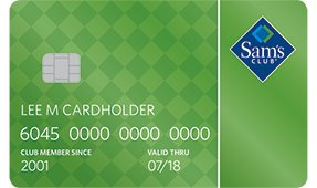 walmart store credit card application