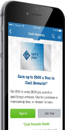 See Cash Rewards (Plus members only).