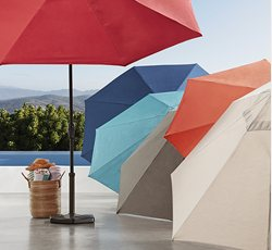 Shop Outdoor Umbrellas & Accents