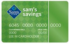 sams savings
