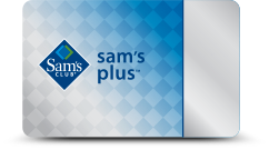 Shopping Tips for Sam's Club: 1. With a Sam's Club Plus membership card, you'll receive $10 back for every $ spent in a year, as well as free shipping, discounts on eyewear and earlier shopping hours.