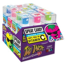 Too Tarts Sour Spray Candy (12 pk.)