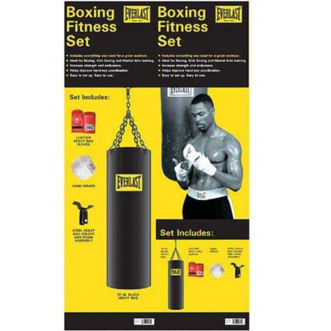 Everlast Boxing Fitness Set